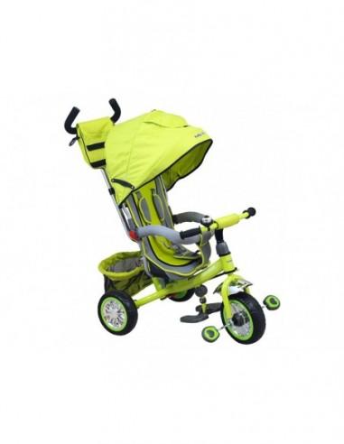Tricicleta copii Baby Mix 37-5 Green - imaginea 1