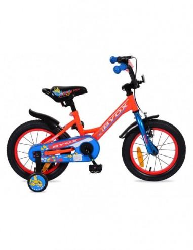 Bicicleta Copii Byox 14 Sharky - imaginea 1