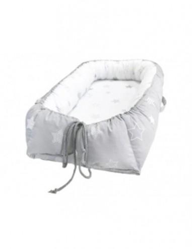 Baby Nest Klups Star Miracle Gri K090 - imaginea 1