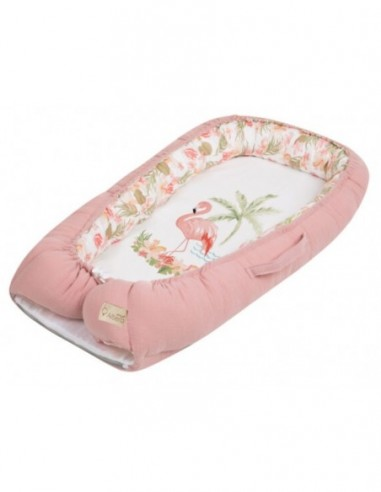 Baby Nest Klups Eco & Love Hawaii E004 - imaginea 1
